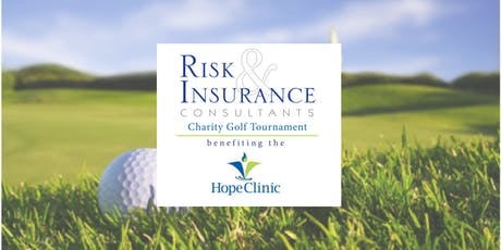 Risk & Insurance Consultants Golf Tournament benefiting the Hope Clinic  tickets