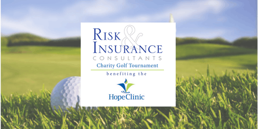 Risk & Insurance Consultants Golf Tournament benefiting the Hope Clinic