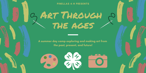 Art Through the Ages: 4-H Art Day Camp