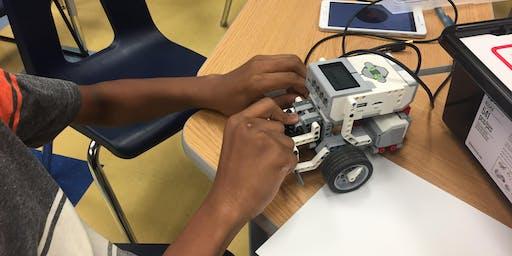 Grizzlies Code Camp - Robotics