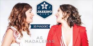 As Madalenas - Live at Jazzino