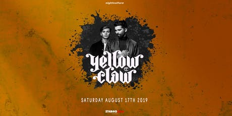 Yellow Claw - Houston tickets