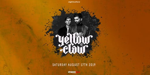 Yellow Claw - Houston