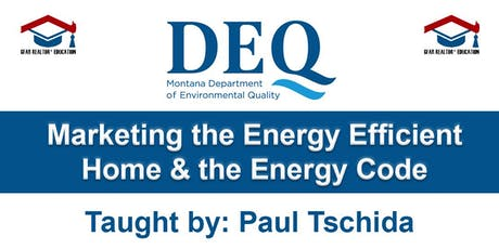 Education Course - Marketing the Energy Efficient Home & the Energy Code tickets