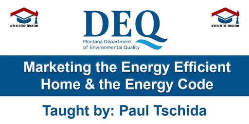 Education Course - Marketing the Energy Efficient Home & the Energy Code