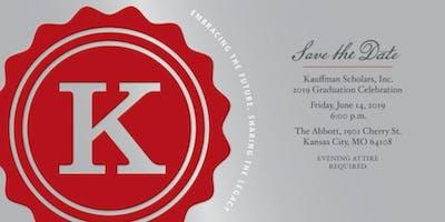 2019 Kauffman Scholars, Inc. Graduation Celebration