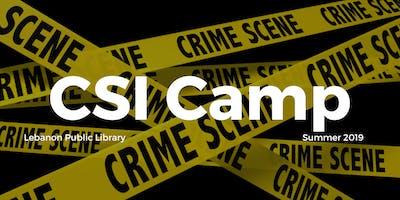 CSI Camp: PM