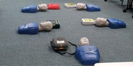 ASHI Blended CPR Only Classes - Skills Evaluation Sessions