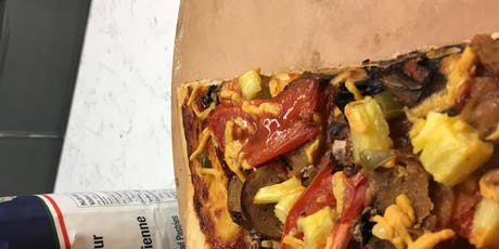 Plant Based Pizza tickets