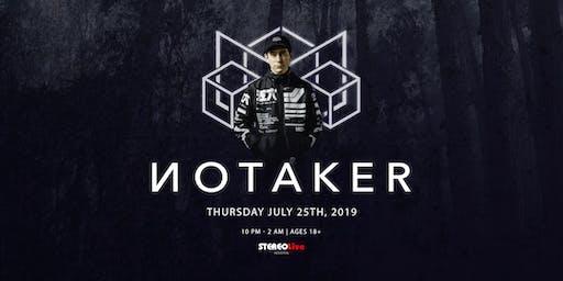 NOTAKER - Houston