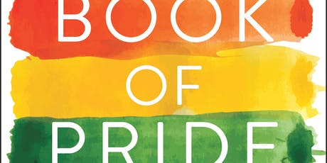 "Mason Funk ""The Book of Pride""LGBTQ Heroes Who Changed the World Reading & Book Signing  tickets"