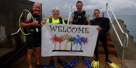 Pride Dive For Certified Divers tickets