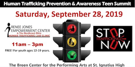 4th Annual Traffic Stop Teen Summit: Human Trafficking Prevention & Awareness Program tickets