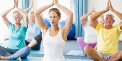 Slow and Gentle Yoga