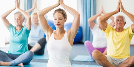 Slow and Gentle Yoga tickets