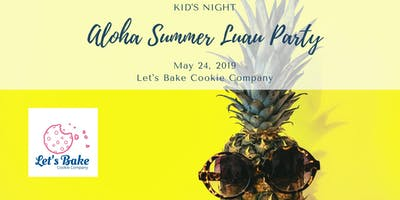 Kid's Night: Aloha Summer Luau Party