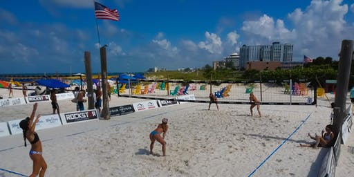 Double Down Double AVP America Points Pro/Am Beach Volleyball Tournament