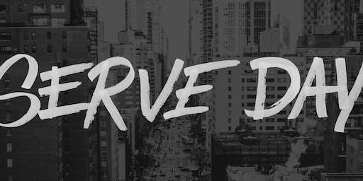 Serve Day NYC // Saturday,  July 13 #ServeDayNYC