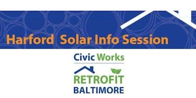Harford Solar Info Session - Join Us!