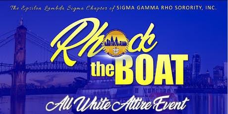 Rhock the Boat: All White Affair tickets