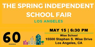 The Spring Independent School Fair