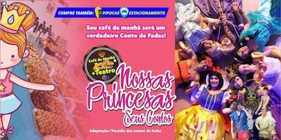50% de Desconto! Café da Manhã + Teatro: Nossas