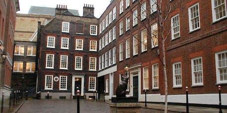 London walk: Dr Johnson's City – Rambling around Georgian Fleet Street tickets