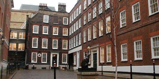 London walk: Dr Johnson's City – Rambling around Georgian Fleet Street