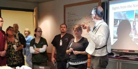 Washakie - Banner Health EM Evacuation Tabletop Exercise tickets