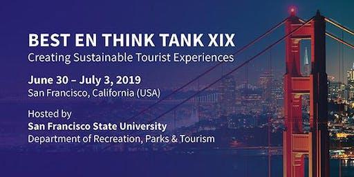 2019 | BEST EN Think Tank XIX