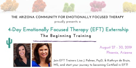EFT Externship in Arizona with EFT Trainers Lisa J. Palmer & Kathryn de Bruin tickets