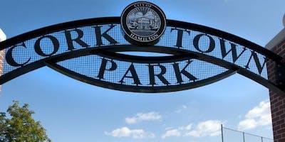 Hamilton Blue Dot Park Clean Up