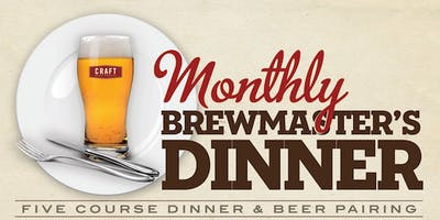 Analog Brewing & CRAFT | 5 Course Dinner & Local Craft Beer Pairing