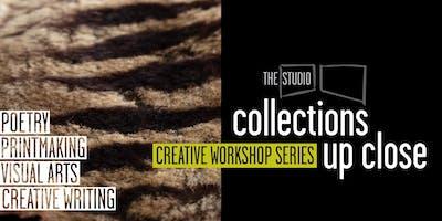 Poetry in The Studio — creative  workshop series