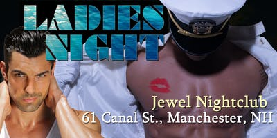 Male Revue Ladies Night LIVE - Manchester NH