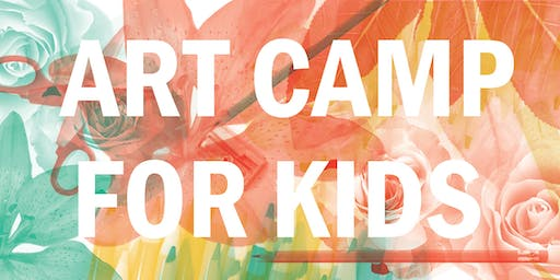 Art Camp for Kids (ages 6-11)
