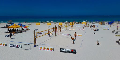 Thanksgiving Stuffer Pro/Am Beach Volleyball Tournament