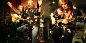 "THE STRAWBS "" 50TH ANNIVERSARY ""acoustic concert"