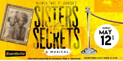 Sisters of Secrets: A Musical | Birmingham