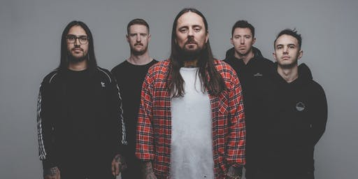 THY ART IS MURDER (single tour)