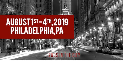 SWO's In The City (East Regional Conference)