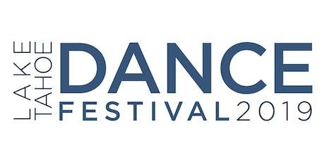 Lake Tahoe Dance Festival 2019 tickets