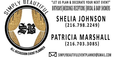 Simply Beautiful event planner Launch celebration