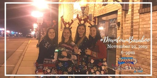 2019 Downtown Baraboo Winter Wine Walk