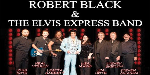 Robert Black & The Elvis Express Live at HeritageFest 2019