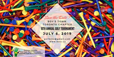 Boys' Town Toronto Chapter 2019 Golf Tournament tickets