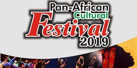 Pan African Cultural Festival 2019 tickets