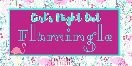 """Girl's Night Out Beauty Bash """"Flamingle"""" at Sola Salons tickets"""