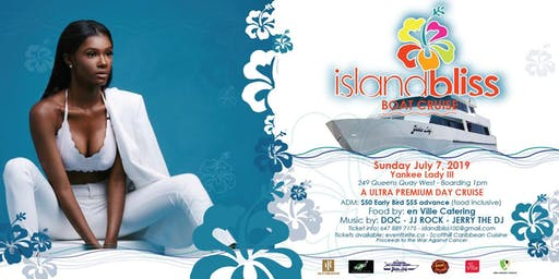 Island Bliss Boat Party