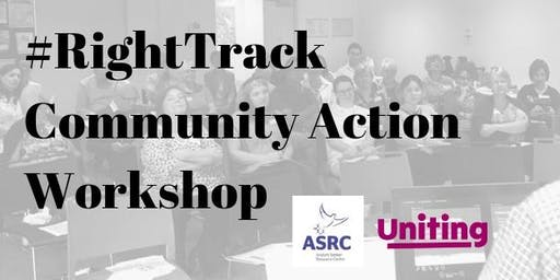 #RightTrack Community Action Workshop